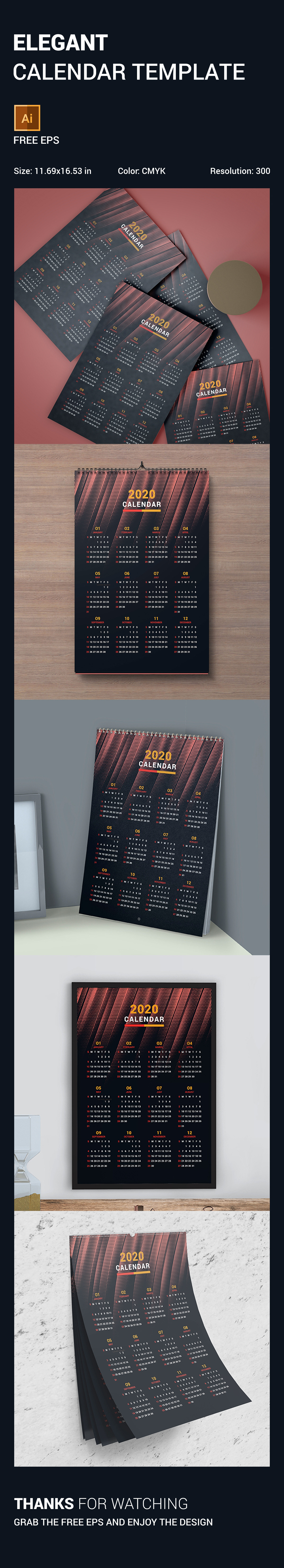 calendar,design,free,free calendar,free download,freebie,newyear,psd,template,yearly calendar