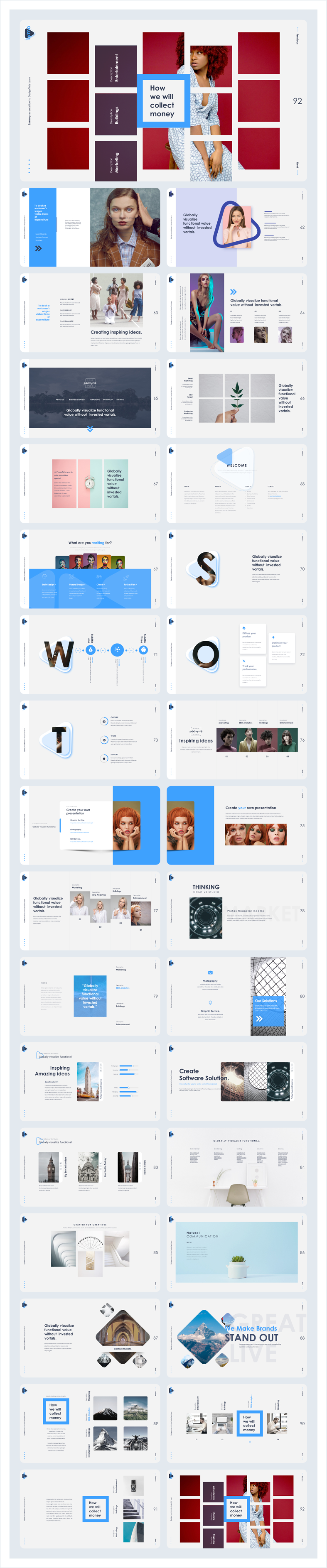 Lymo Powerpoint Presentation Template - 15