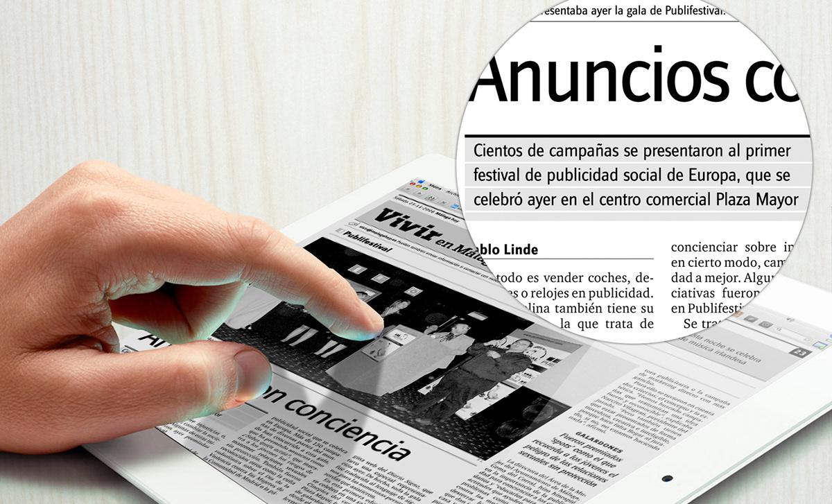 fcc graphic design publifestival Fomento Construcciones Contratas Advertising  benidorm Costa Blanca disseny