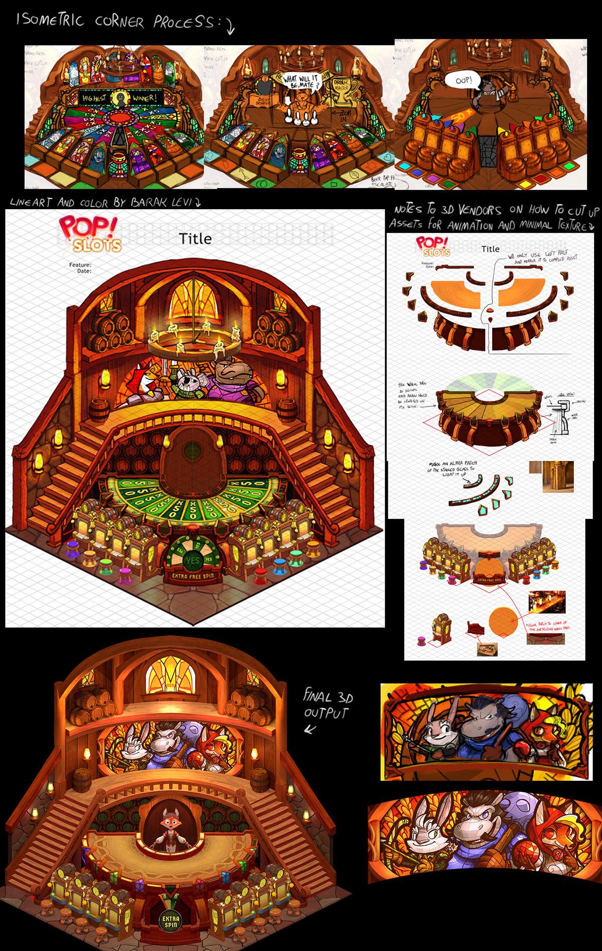 Tavern Of Fortune Pop Slots