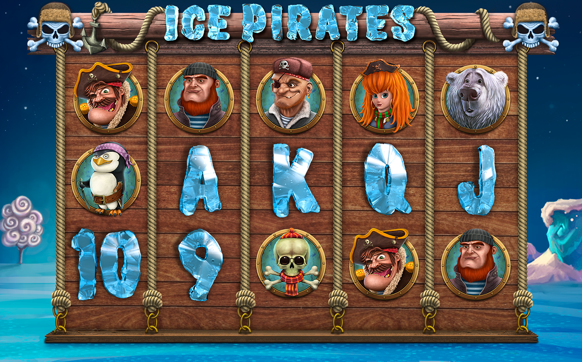Try the Ice Pirates Slots with No Download