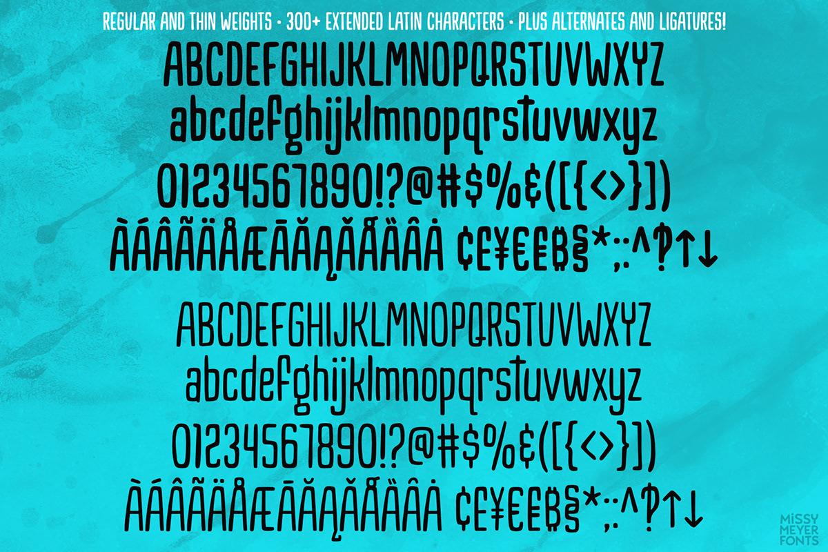 clean cute font free Fun handwriting sans Spicy Sugar Typeface