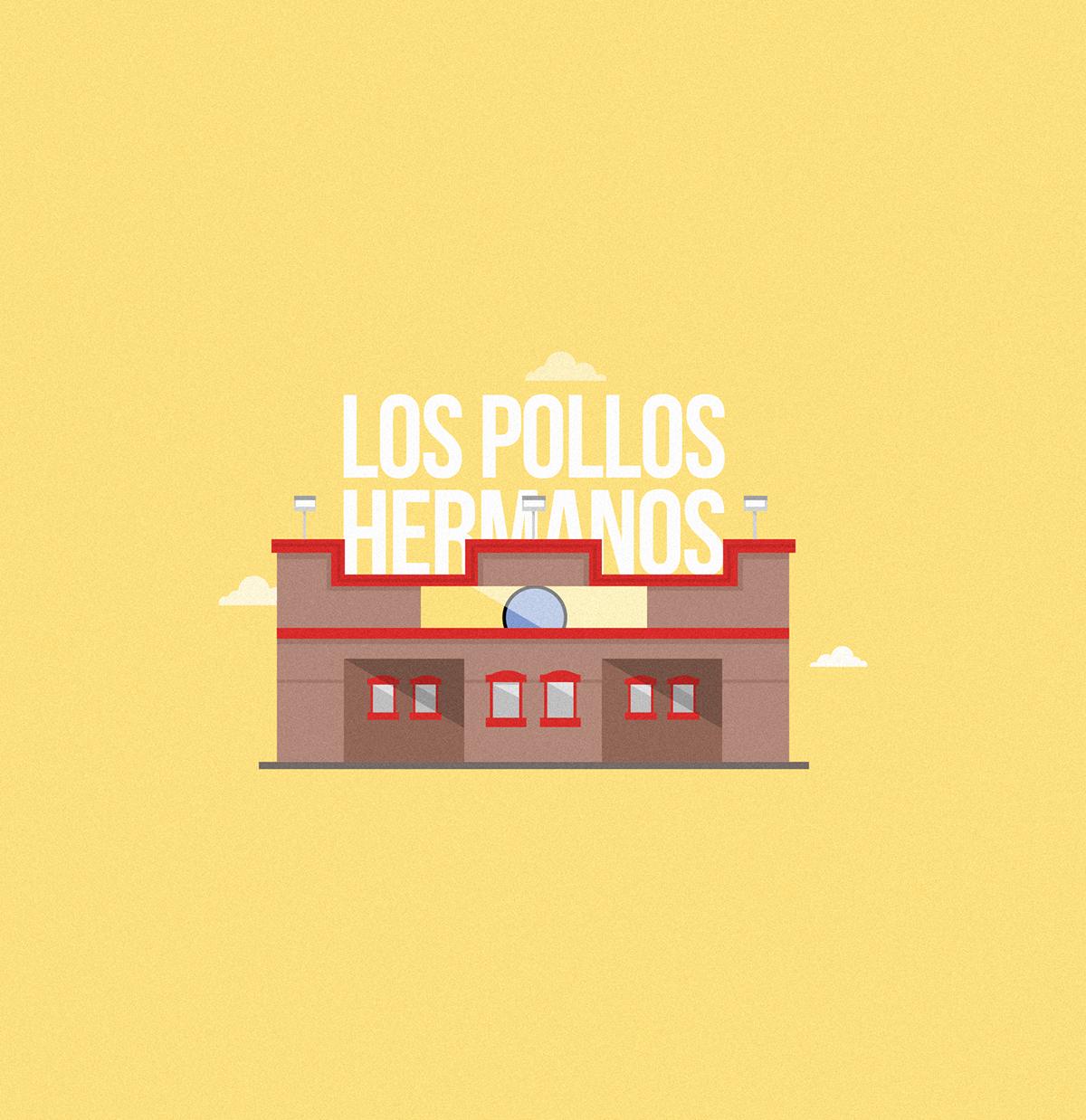 breaking bad,heisenberg,tribute,walter white,BrBa,saul goodman,tv,uruguay,architecture,facade