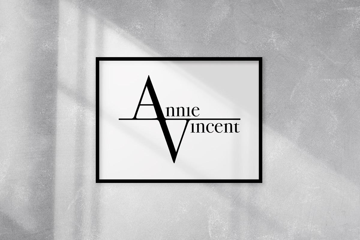 Annie Vincent Photography Logo