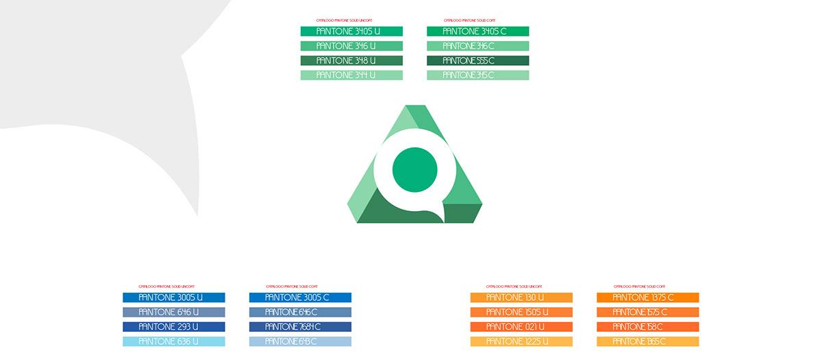 Q inf: Logo design on Wacom Gallery