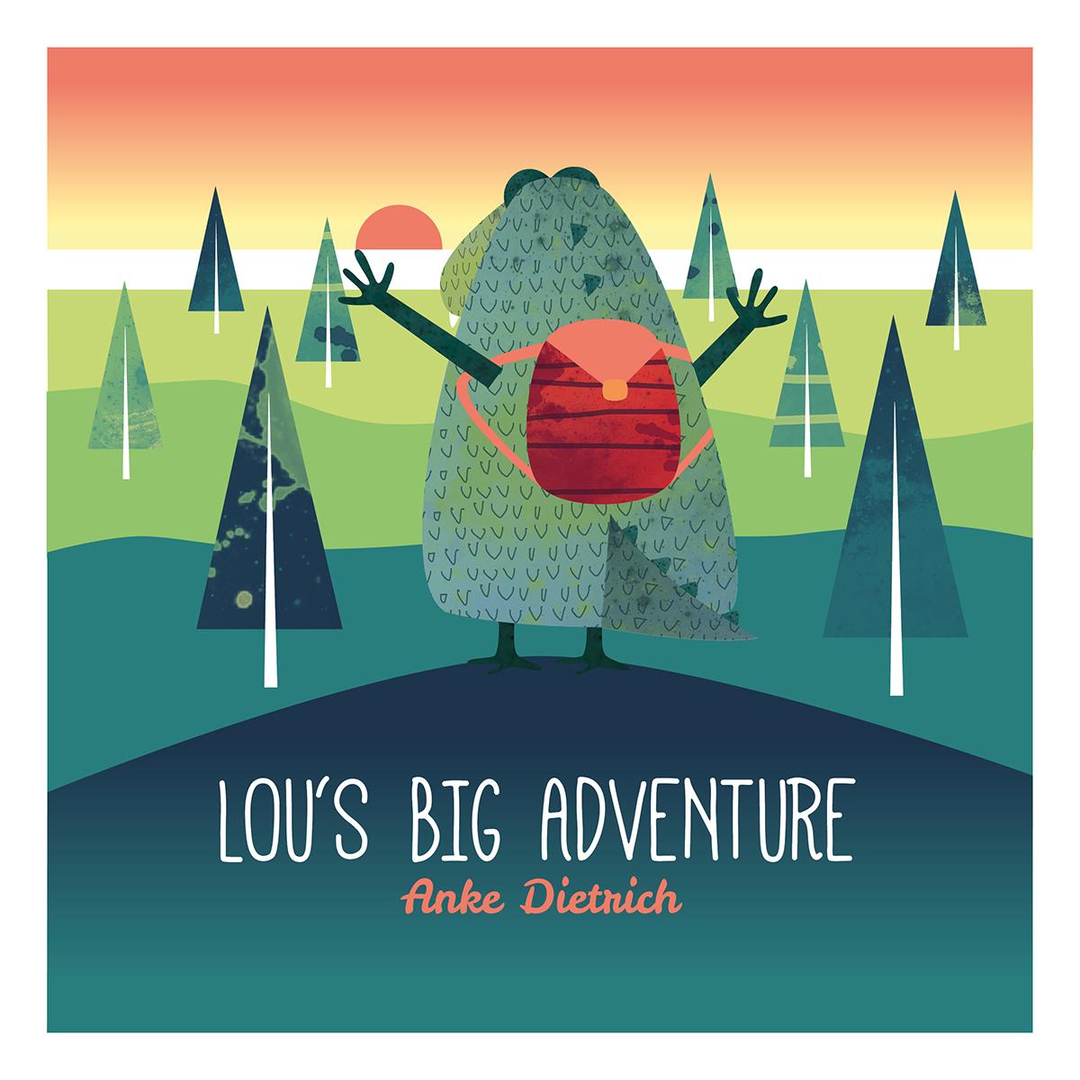 adobeawards ILLUSTRATION  children's book editorial design