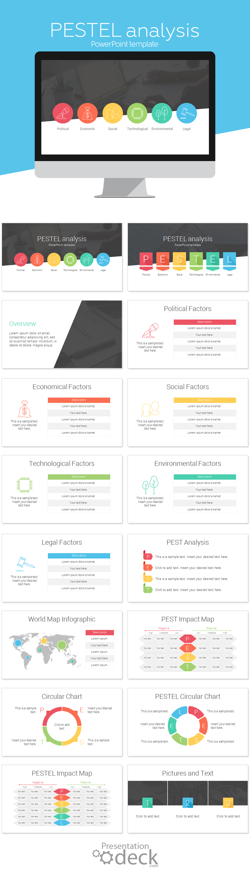 pest analysis template Pestle analysis is a technique used for analysing the external envrionement surrounding an organisation when investigating business change pestle is an acrronym which stands for political, economic, sociological, technological, legal, environmental.