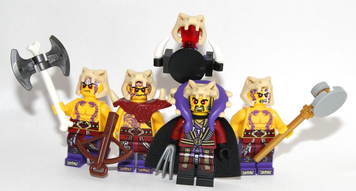 Character Design From The Ground Up : Lego ninjago on behance