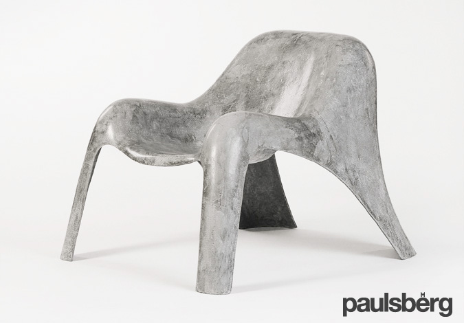 Paulsberg Habitat   Concrete Lounge Chair »Spurt« On Behance
