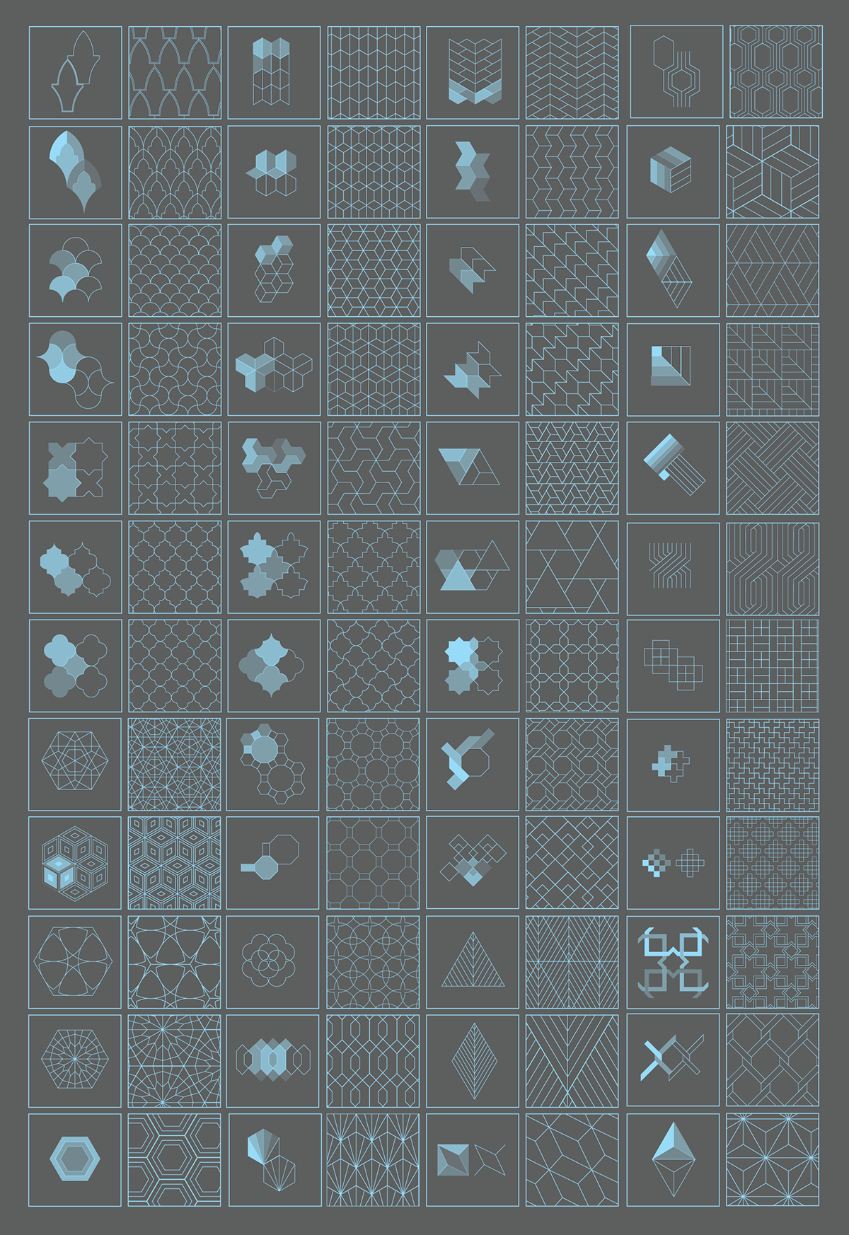 Pattern Cheat Sheet (WIP)