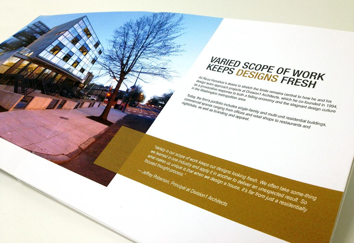 Vectorworks Case Study Brochure on Behance