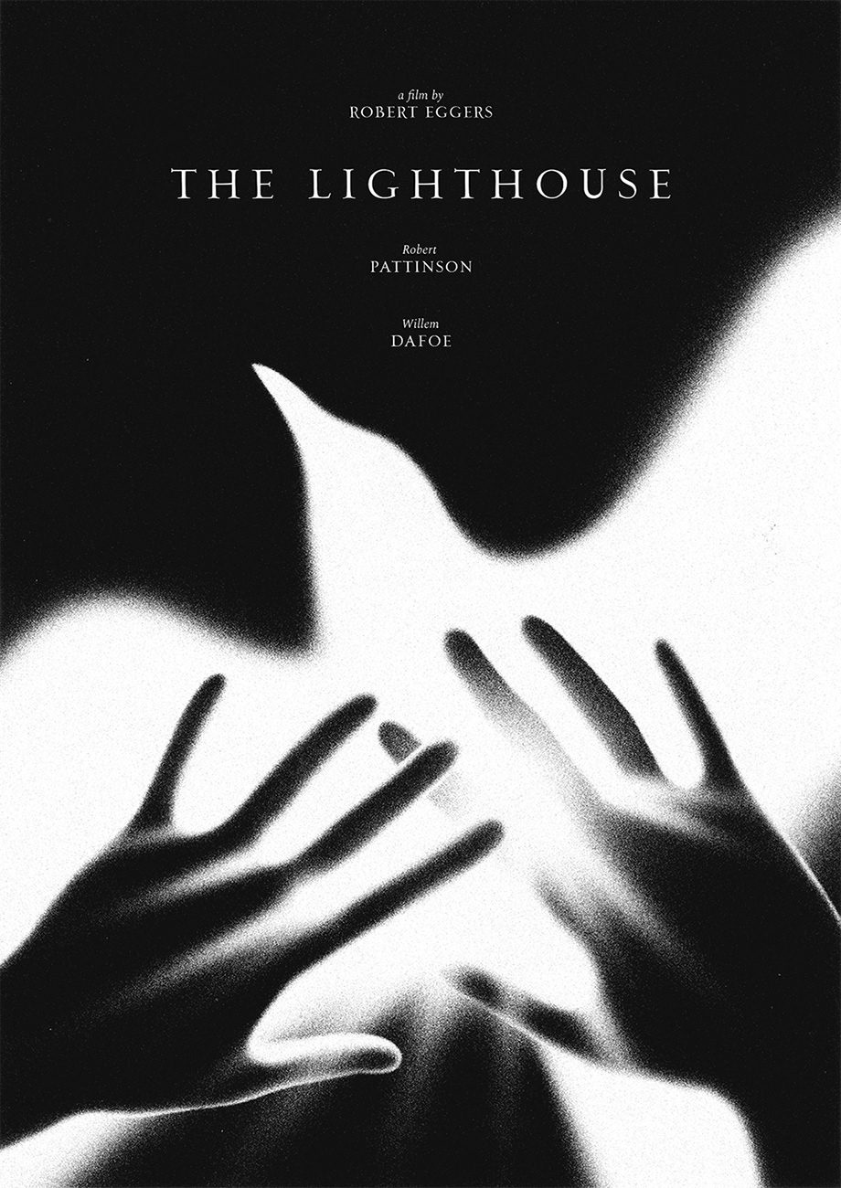 Poster for The Lighthouse movie