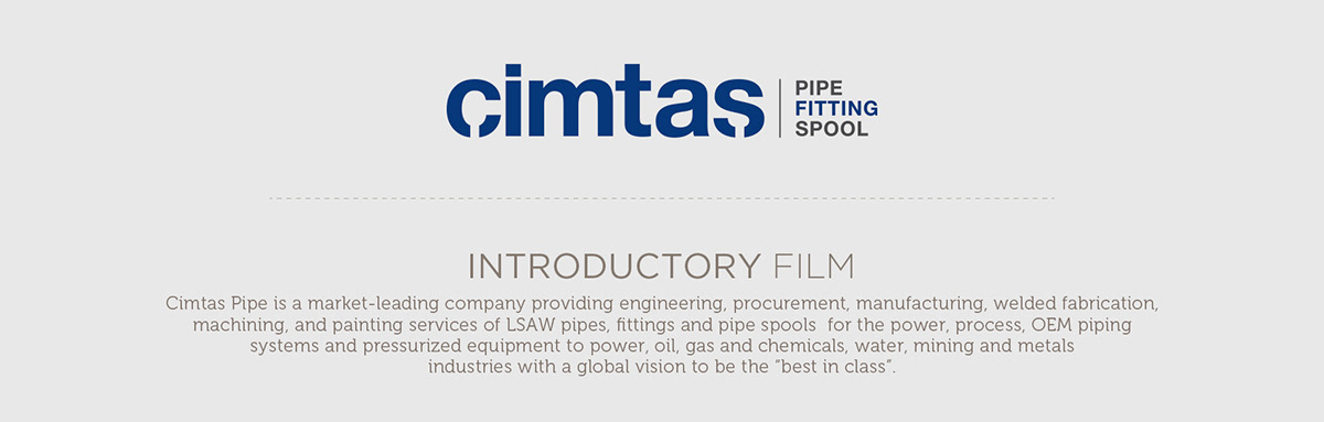 Film   introduction Pipe
