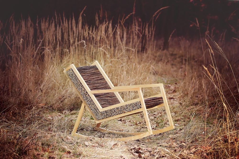 HALUZ tomas vacek furniture wood design Czech studiovacek.cz ash