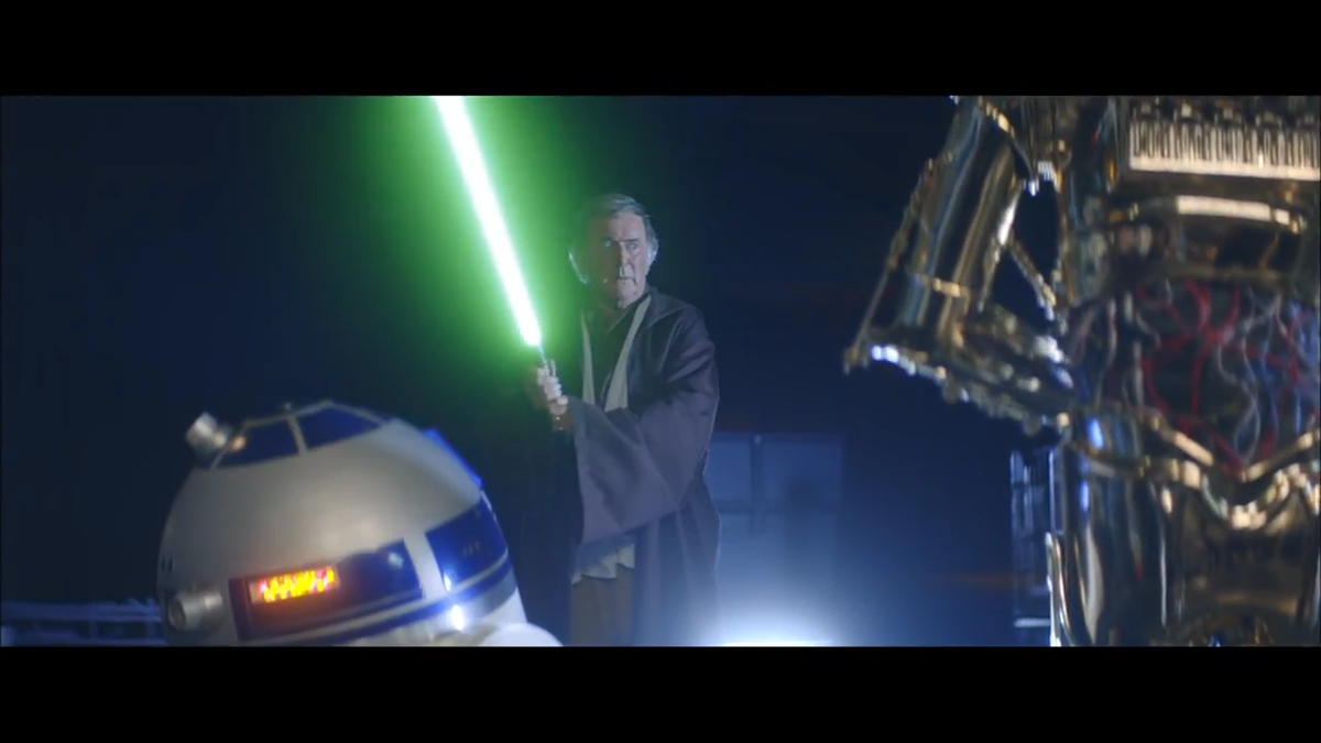 children in need after effects star wars