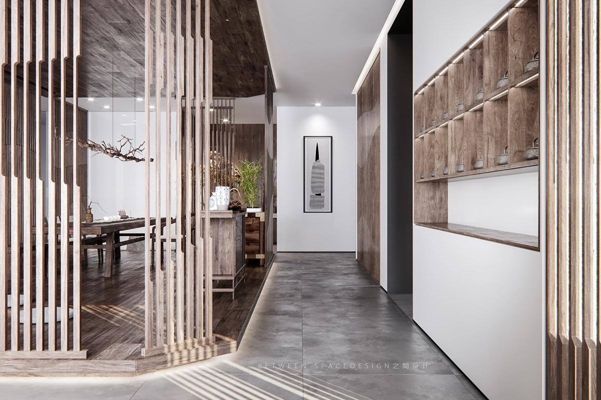Image may contain: door, indoor and modern