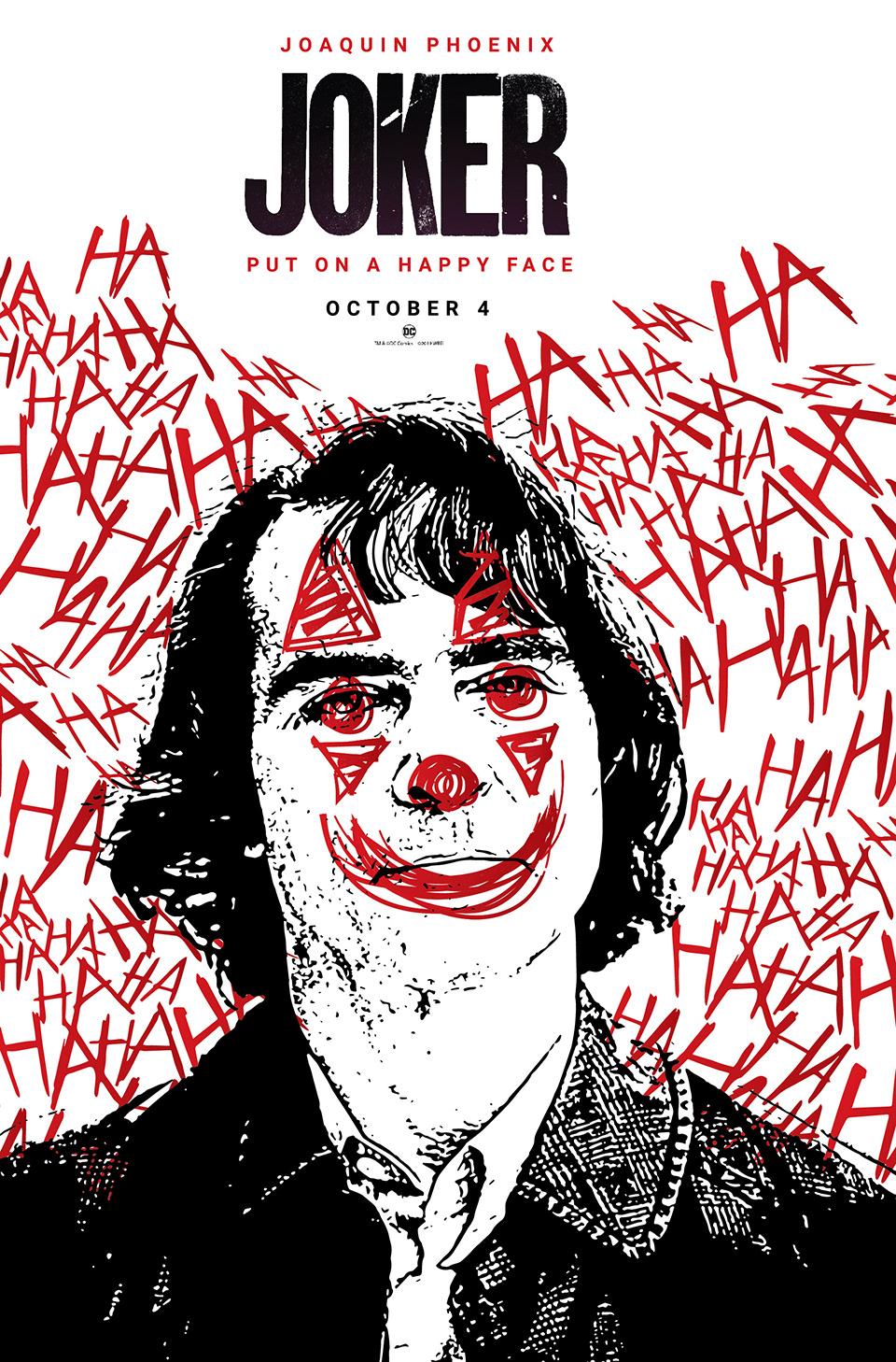 Joker 2019 Alternative Movie Poster On Behance