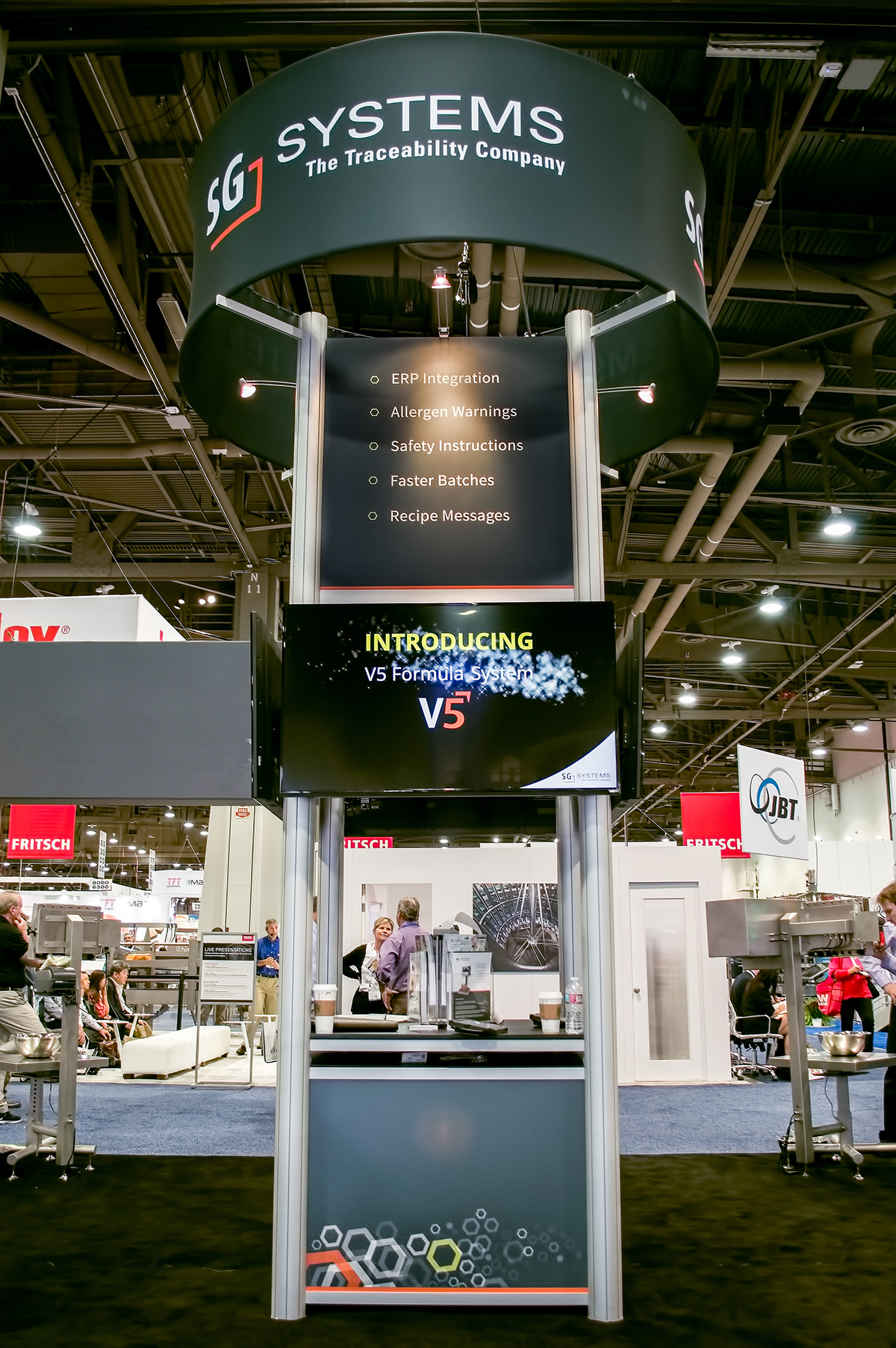 S G  Systems Brand Identity, Print & Trade Show Design on
