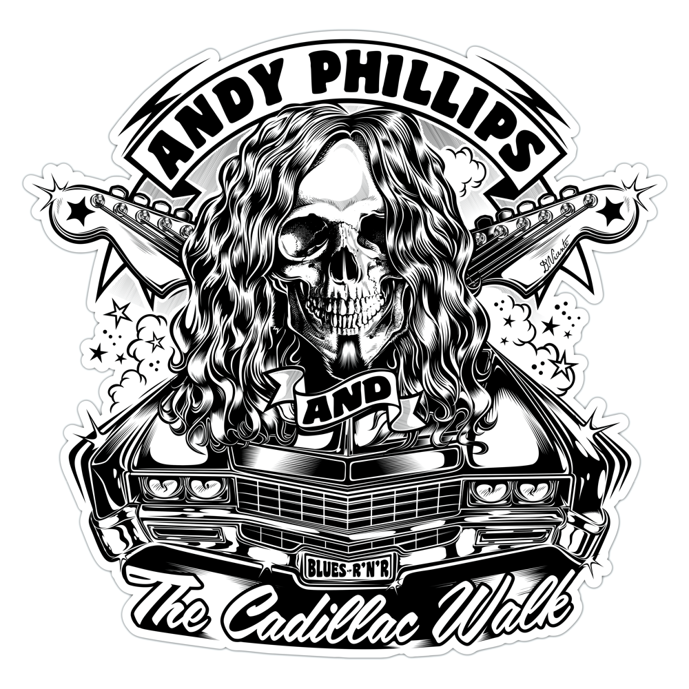 Andy Phillips & The Cadillac Walk AUS on Behance