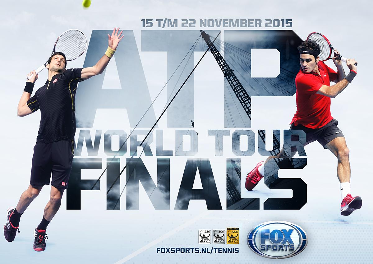 atp World Tour Finals Fox Sports tennis