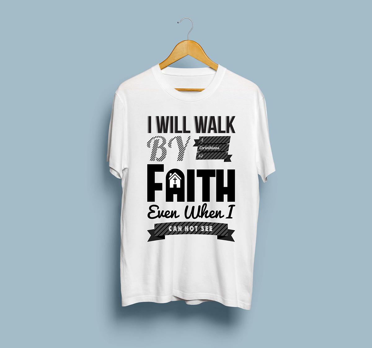 Christian t-shirt type