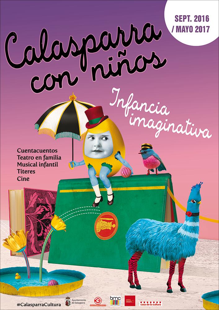 cuentos alicia animales fantasia lectura libros cartel infancia Noiños