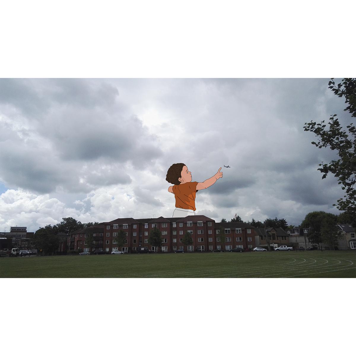 sketch photoshop London Photography  draw