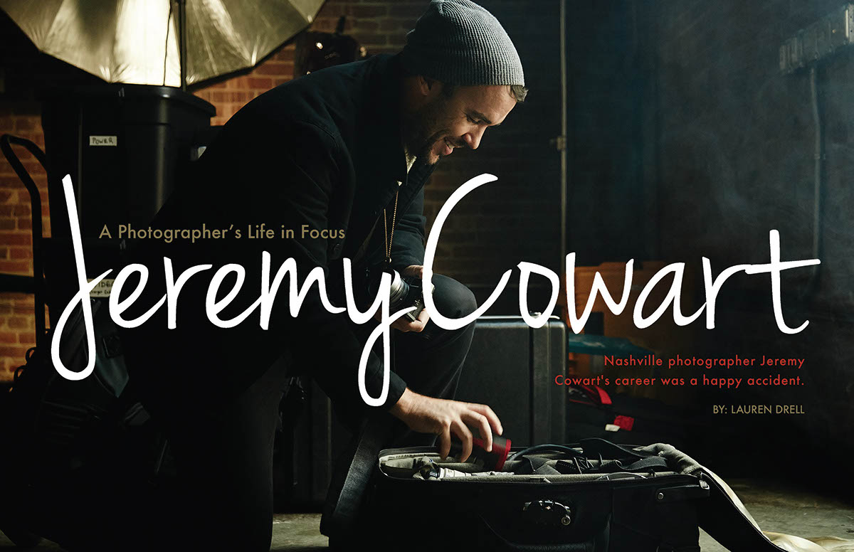 Image result for Jeremy Cowart save the date
