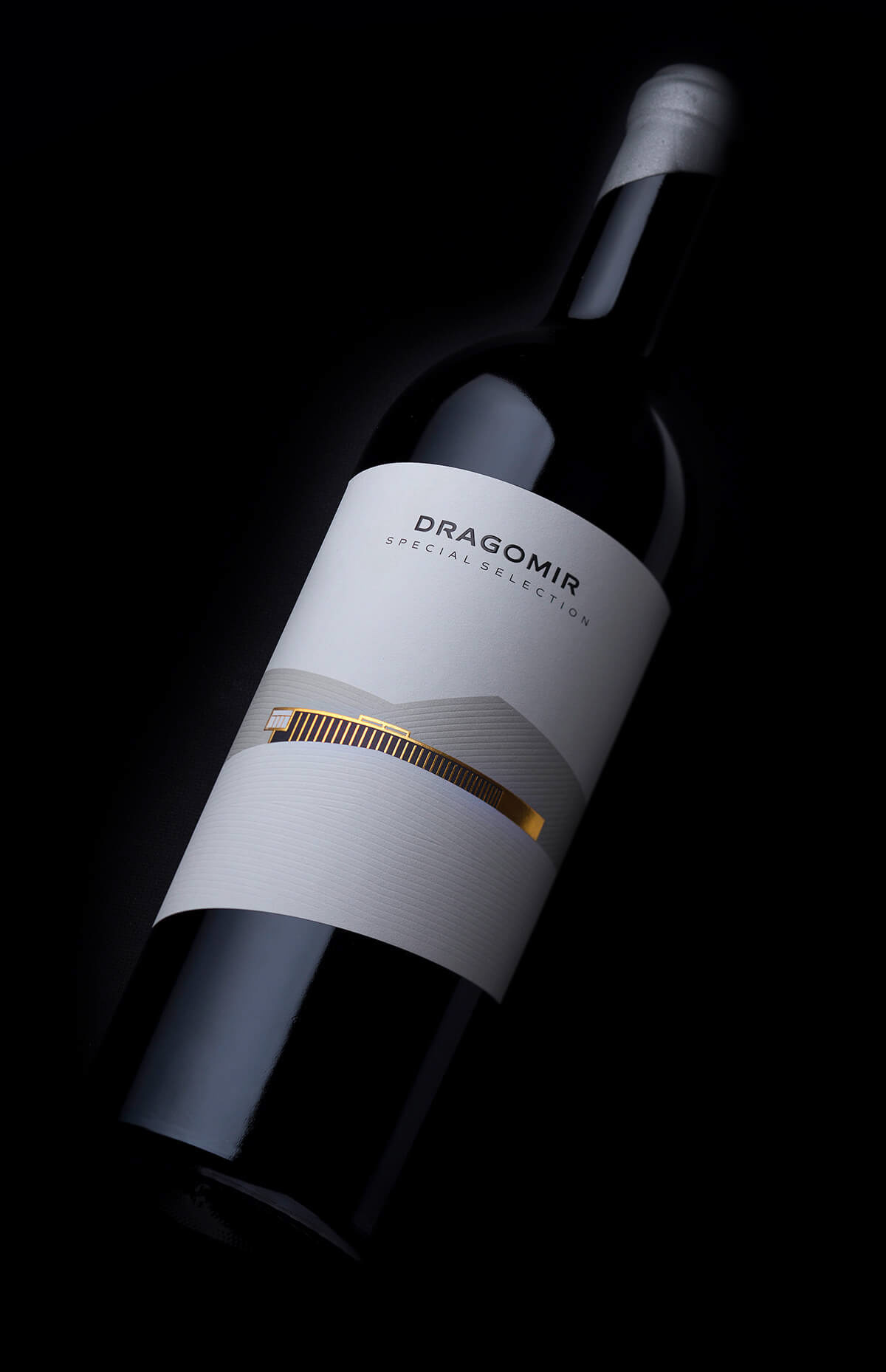 inspiring wine label Jordan Jelev minimalist wine label package design  premium wine label Strategic Branding the labelmaker wine branding wine label designer Wine Packaging