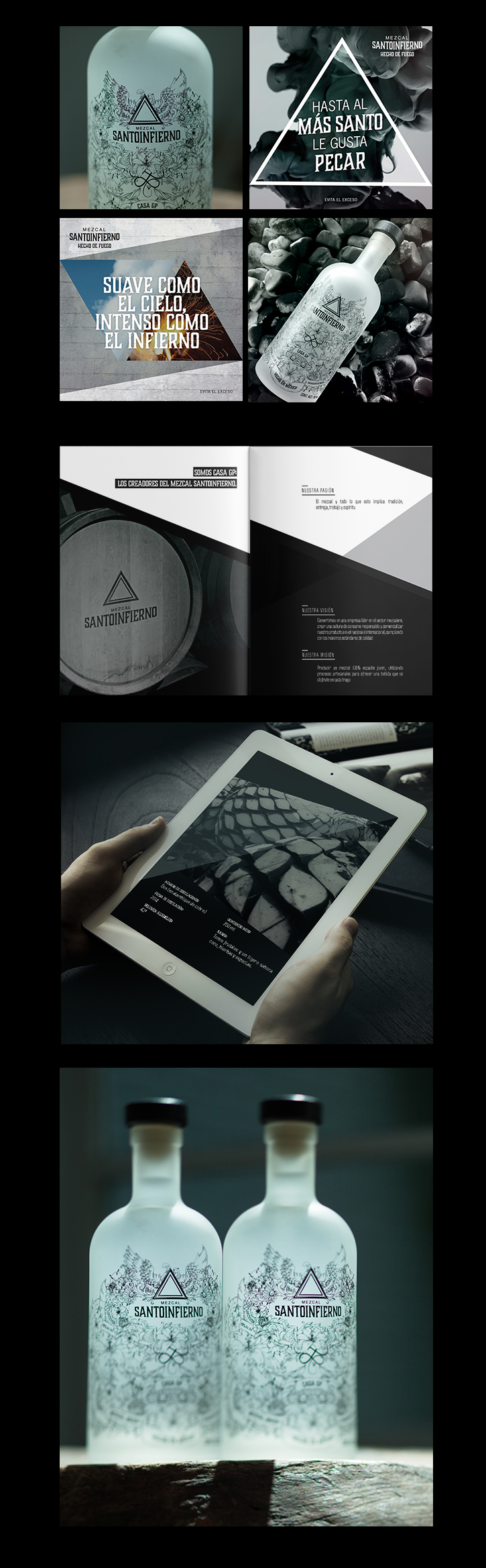 Advertising  creative mezcal brand creatividad publicitaria campaña publicitaria identidad social media Spots art direction