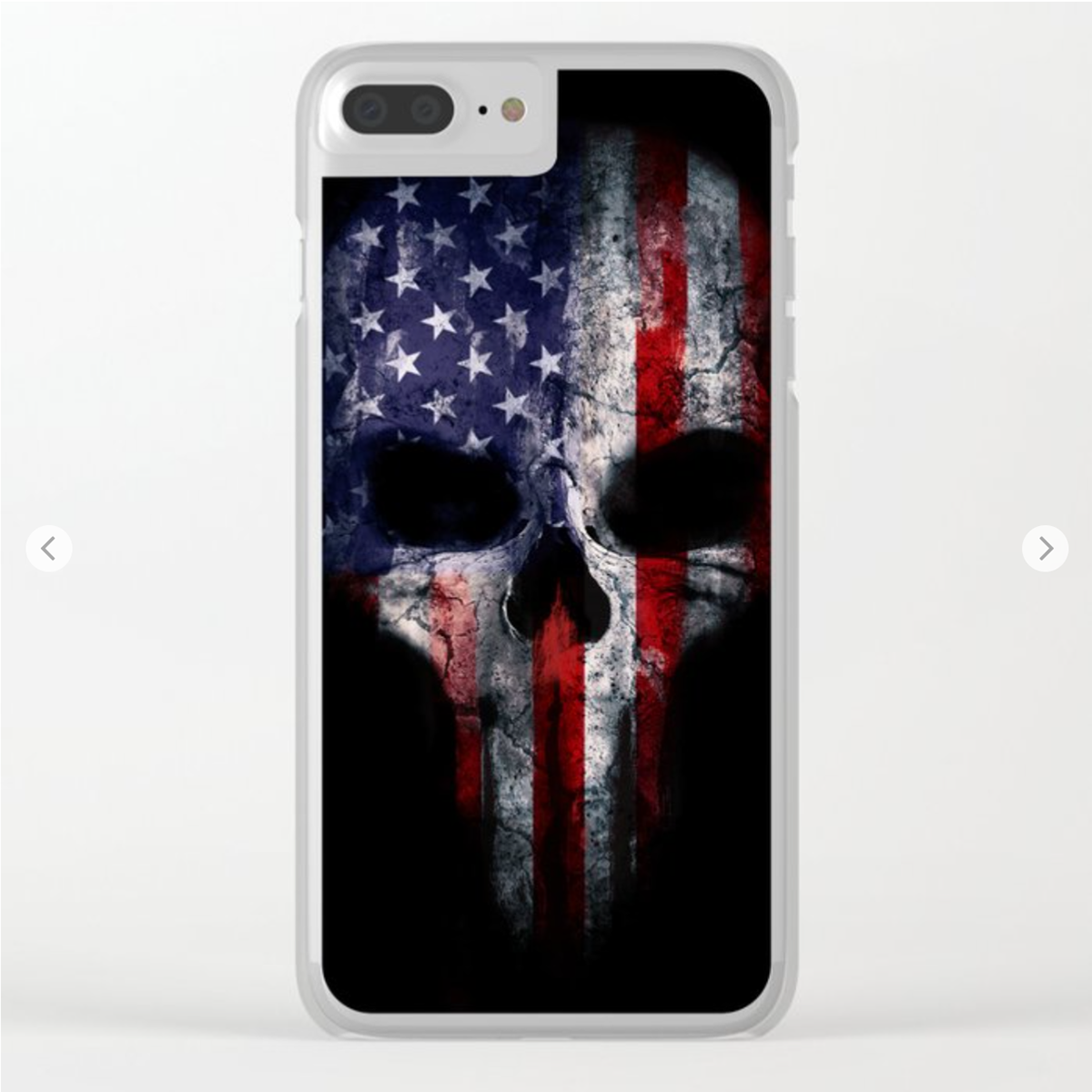 American Flag Punisher Skull on Behance