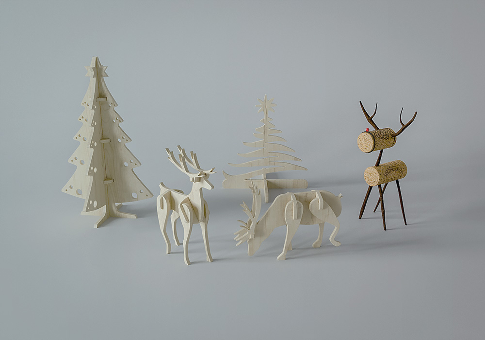 Free 3D Christmas Models