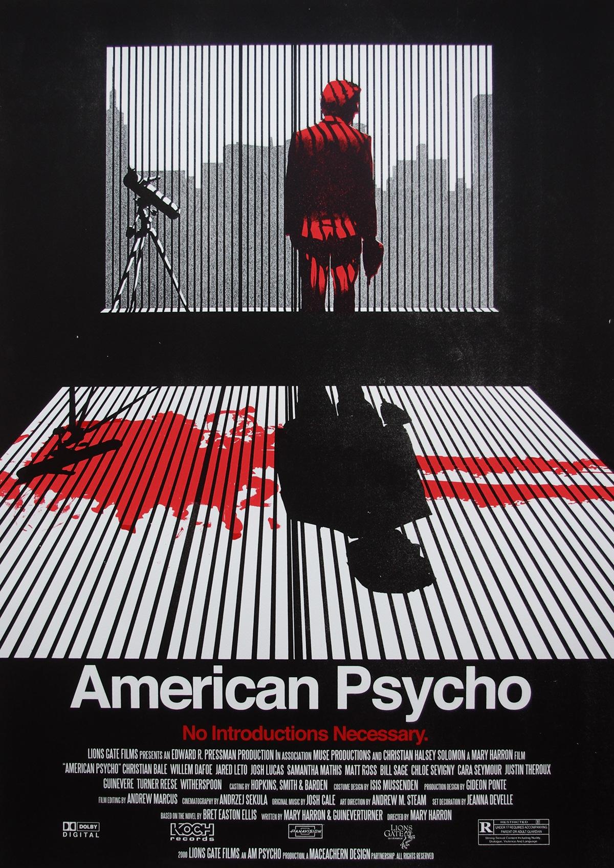 American psycho essay