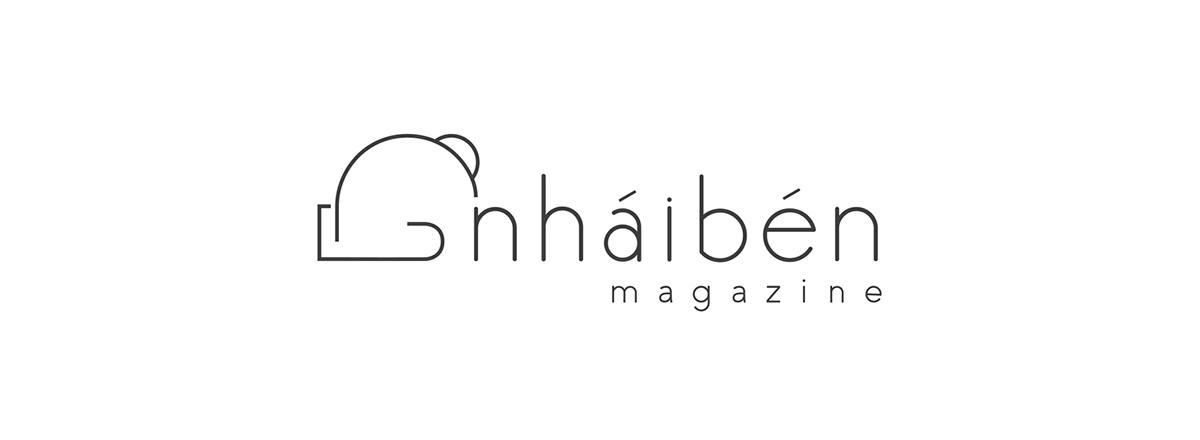 magazine lifestyle journal minimalist print design  Layout book editorial typography