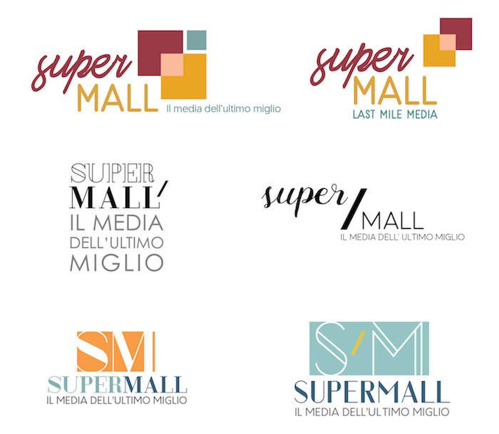 branding  mall Supermarket communication marketing   identity graphic design presentation brand
