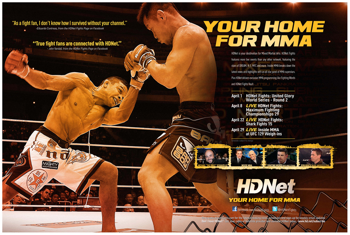 HDNet - HDNet Fights Season 2 ...