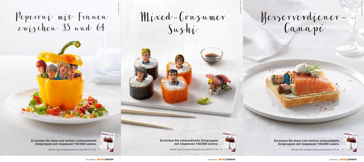 saison küche on behance - Saison Küche