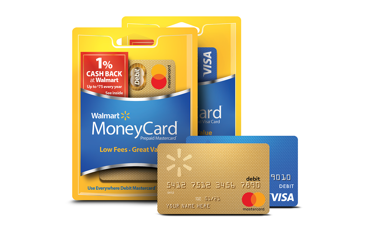 walmart moneycard package redesign on aiga member gallery