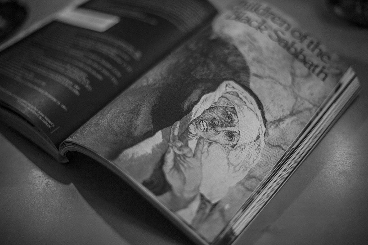 Kier-La Janisse PAUL CORUPE RALPH ELAWANI GIL NAULT 1980s Satanic Panic Satan pop culture religion medias heavy metal vhs Christian comics evil conspiracy cultural hysteria