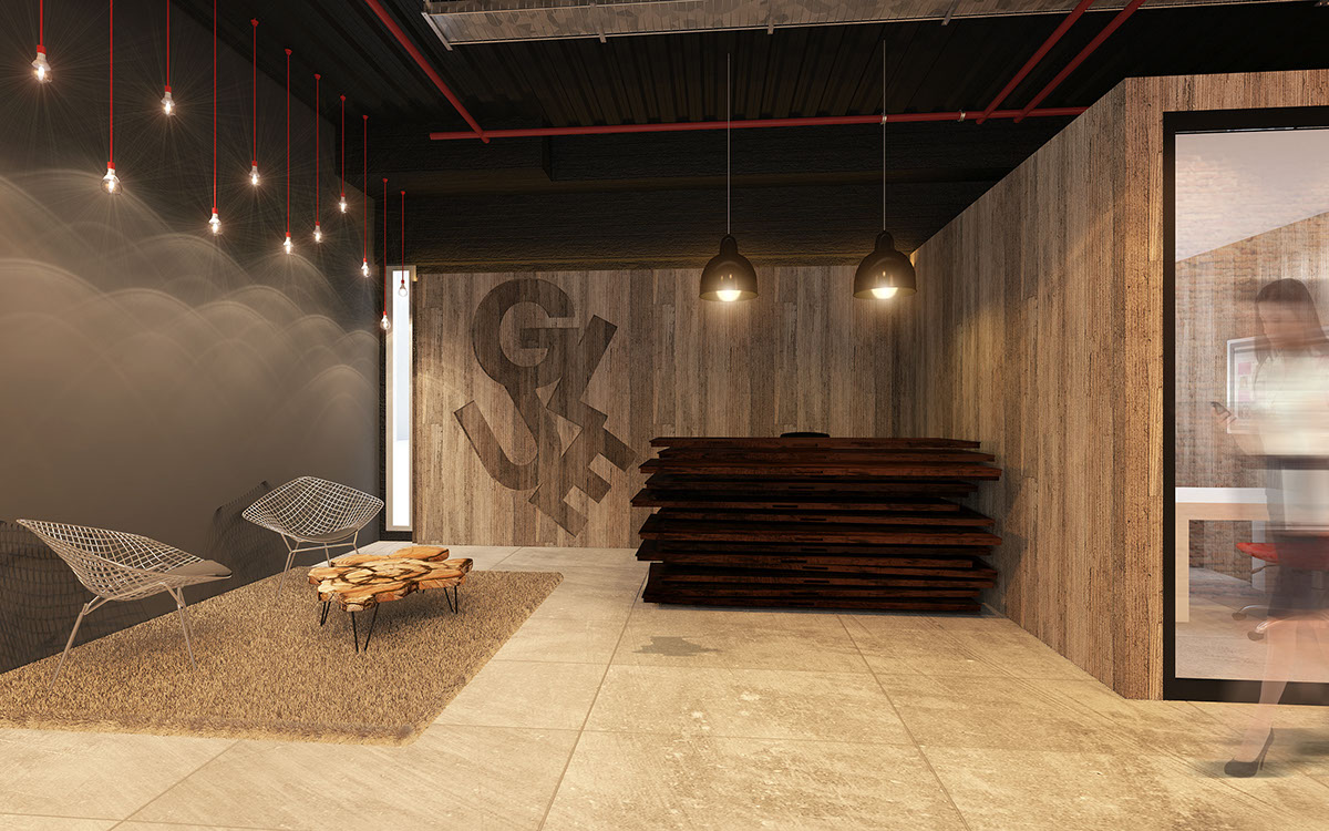 Jwts glue new offices in bogotá architecture interior design