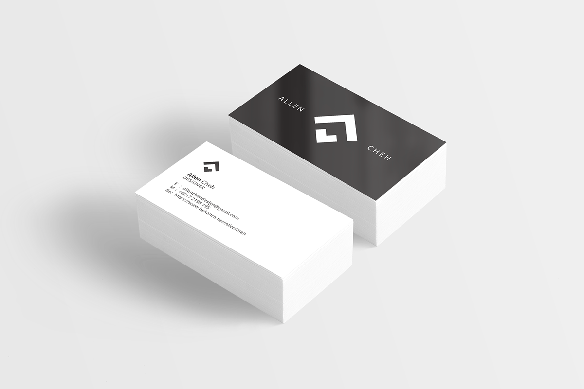 My Personal Business Card on Behance