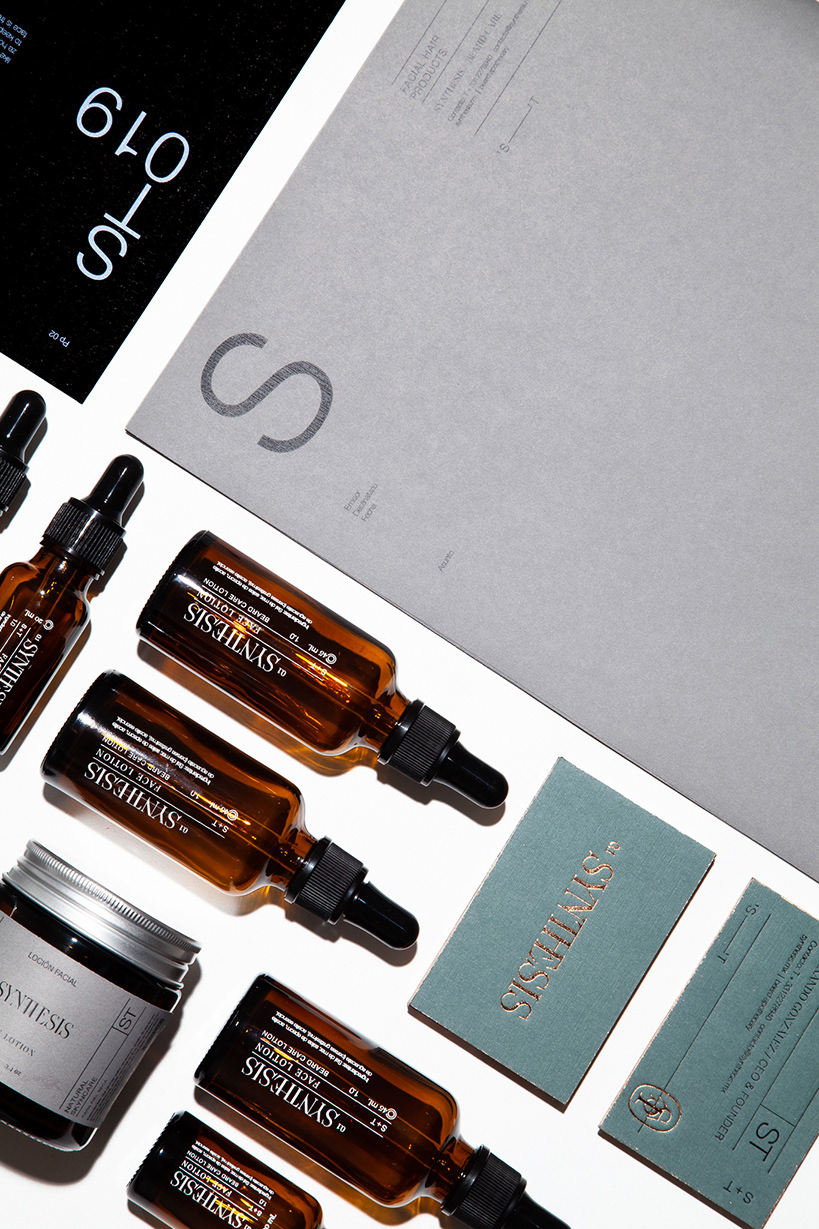 COSMETICS .  aesthetic . minimal . beautycare . cosmetic brand . grey . male products . beard products .