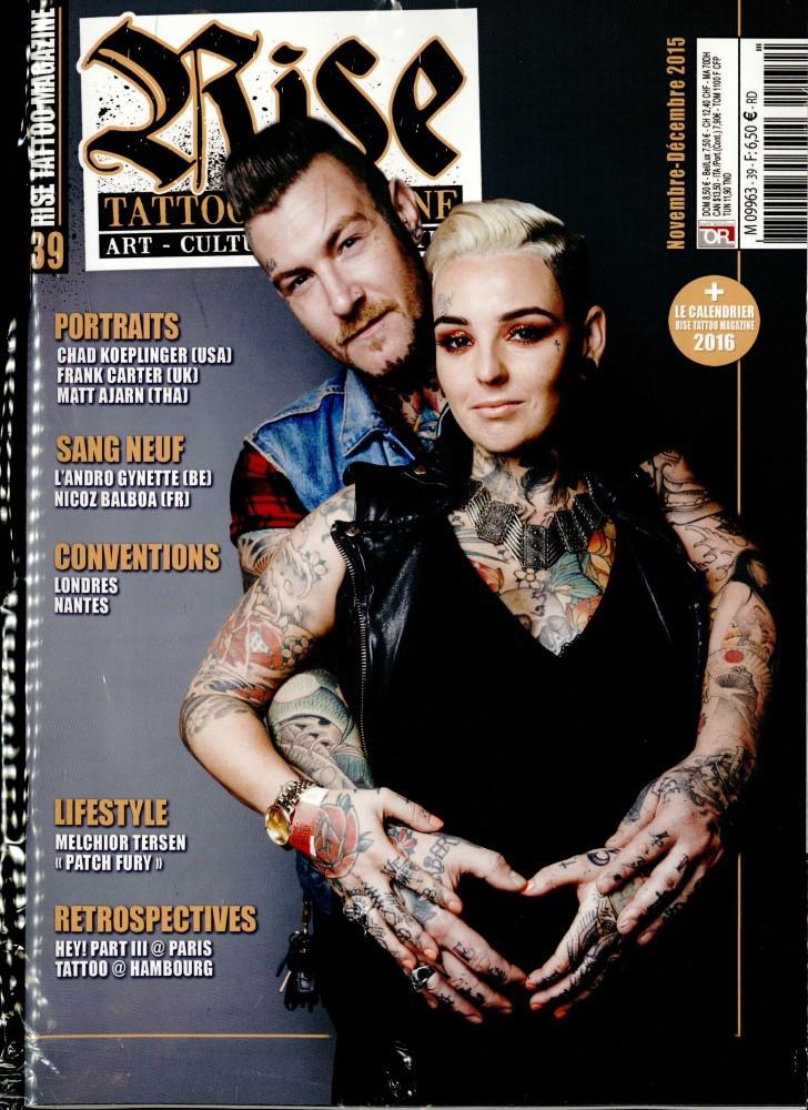 tattoo tattoos tattooer tatoueur tatoueuse nicoz balboa rise tattoo magazine rise rise tattoo Rise Magazine