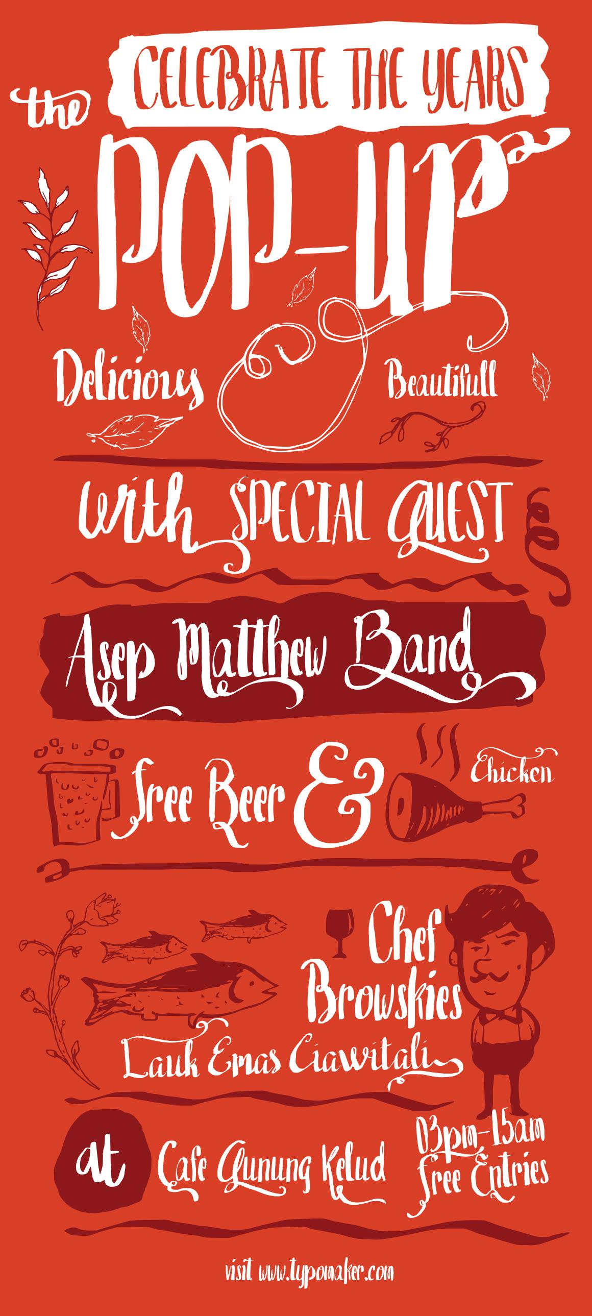 free Free font typefaces thefancydeal creative creativemarket design