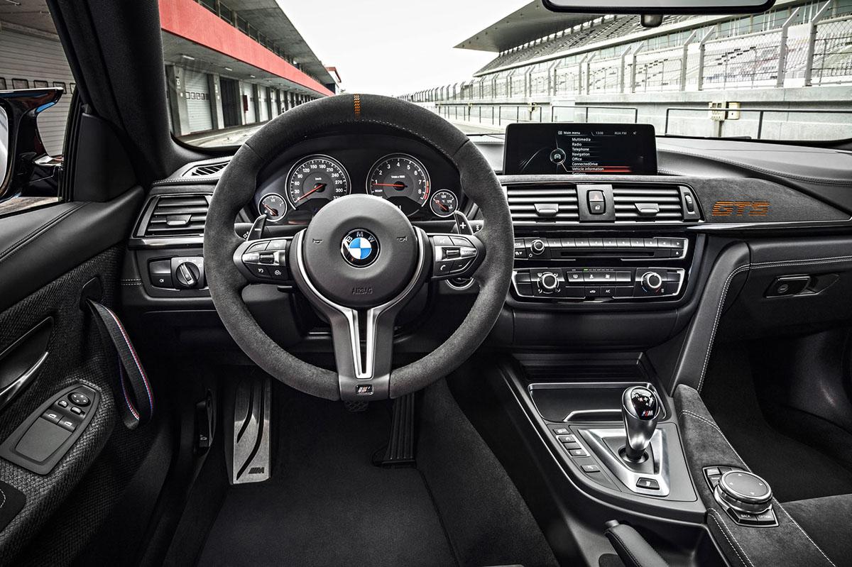 Bmw M4 Gts 2020 Interior
