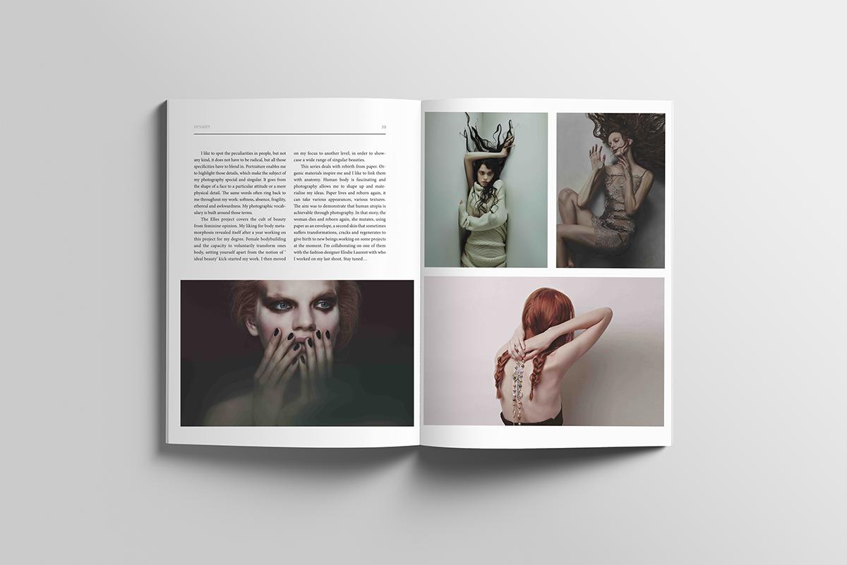Fashion  photographers Photography  editorial design minimalist