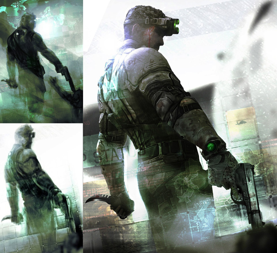 Tom Clancy's - Splinter Cell Conviction (2010/ENG/RIP by ...