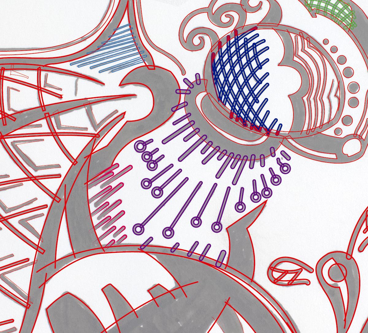 bee ILLUSTRATION  draw graphic design Illustrator CanapéMortuorio vector Digital Art
