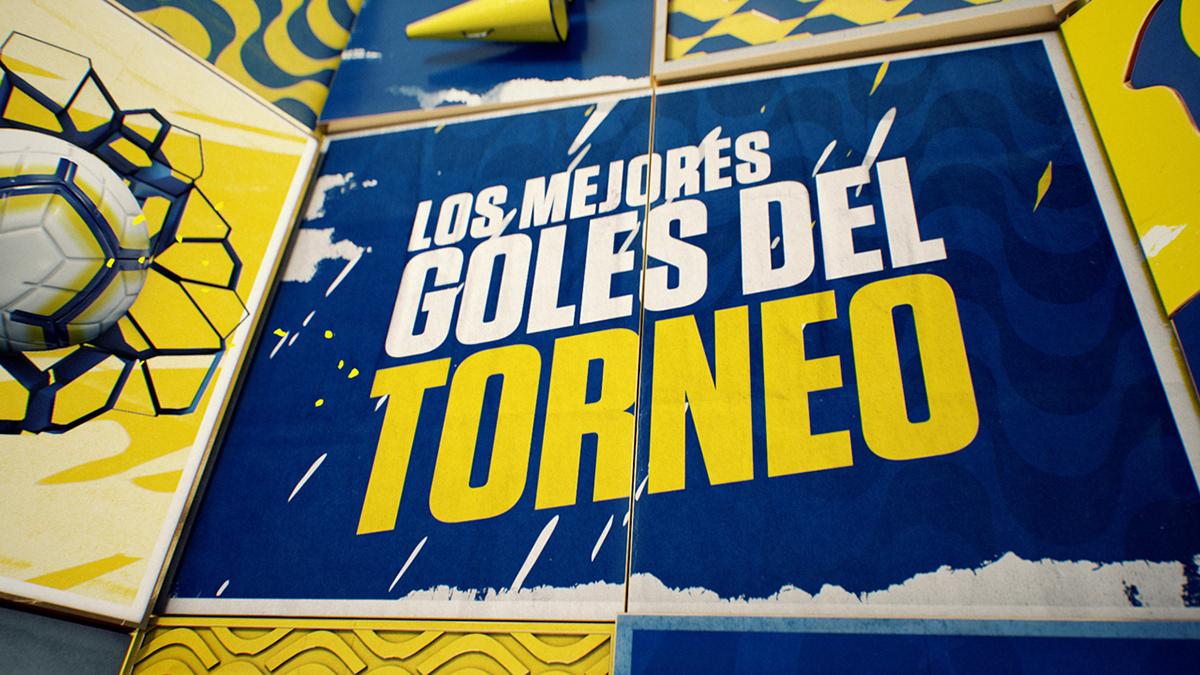 soccer Brazil argentina copa america sports cell animation 3D commenbol messi Neymar