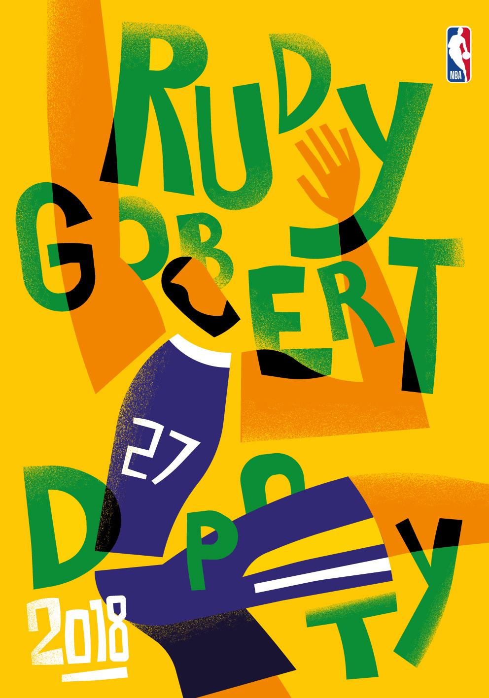 illustrations,poster,series,NBA,Jamesharden,illustrated,SportIllustrations,ESPN,nbaawards,basketball